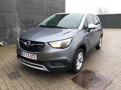 gebraucht Opel Crossland X 1,2 T Innovation Start/Stop 110HK 5d 6g Aut.