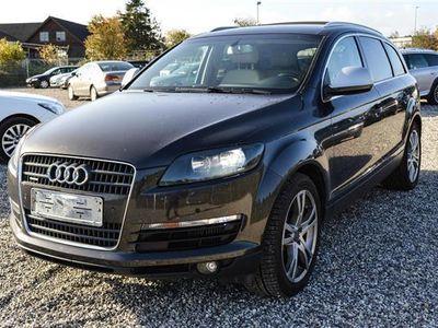 brugt Audi Q7 3,0 V6 TDI Quattro Tiptr. 233HK 5d 6g Aut. - Personbil - Sortmetal