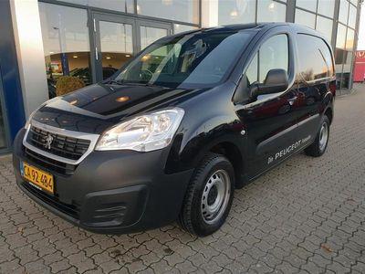 usado Peugeot Partner L1 Flexpack 1,6 BlueHDi Pro 100HK Van 1,6