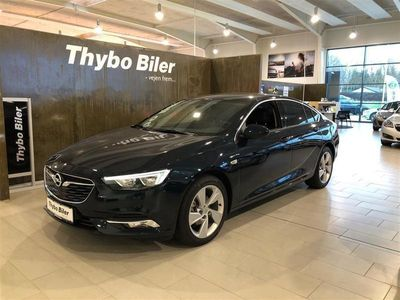 second-hand Opel Insignia Grand Sport 1,5 Turbo Dynamic Start/Stop 165HK 5d 6g