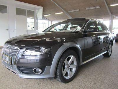 brugt Audi A4 Allroad 3,0 TDi 240 quattro Van