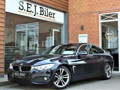 used BMW 420 Gran Coupé d 2,0 190HK aut 5d