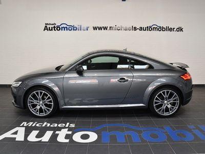gebraucht Audi TT 1,8 TFSi 180 Coupé S-tr.