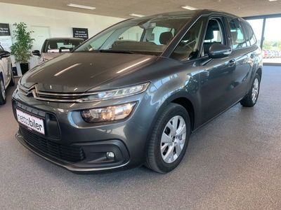 brugt Citroën Grand C4 Picasso 1,6 BlueHDi 120 Seduction EAT6