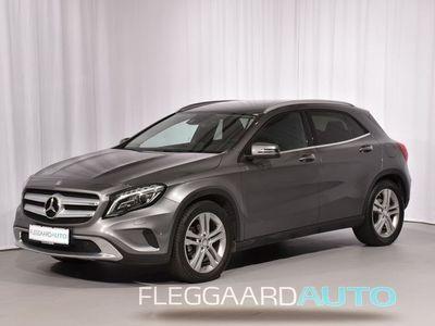 gebraucht Mercedes GLA220 2,1 CDI 4-Matic 7G-DCT 177HK 5d 7g Aut.
