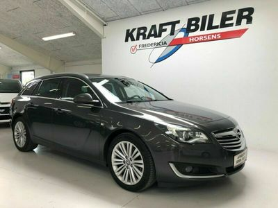 brugt Opel Insignia 2,0 CDTi 163 Cosmo Sports Tourer eco