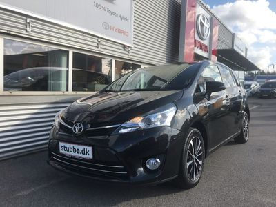 brugt Toyota Verso