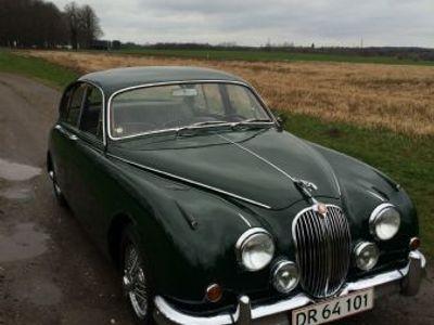brugt Jaguar MK II 3,8 ltr.