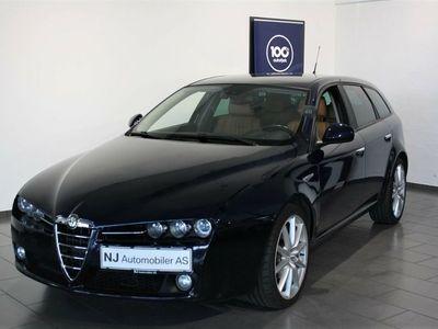 brugt Alfa Romeo 159 3,2 V6 Lusso Sportwagon aut.