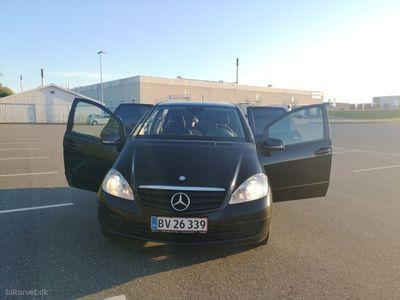 usata Mercedes A160 2,0 CDI 82HK 5d
