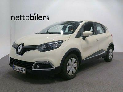 brugt Renault Captur 0,9 TCe 90 Authentique