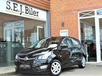 käytetty Opel Karl 1,0 Enjoy 75HK aut 5d