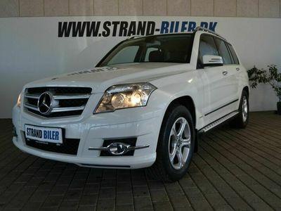 brugt Mercedes GLK220 2,2 CDi aut. 4Matic BE