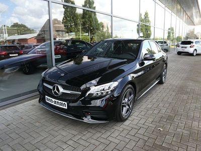 brugt Mercedes C200 1,5 Advantage AMG aut.