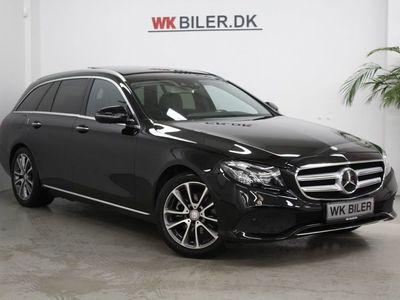 brugt Mercedes E220 2,0 Avantgarde stc. aut. Van
