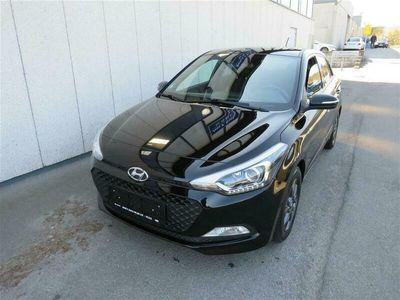 brugt Hyundai i20 1,25 Vision Plus 84HK 5d