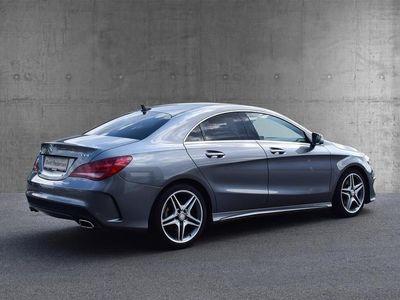 brugt Mercedes CLA220 d 2,1 CDI 7G-DCT 170HK 4d 6g