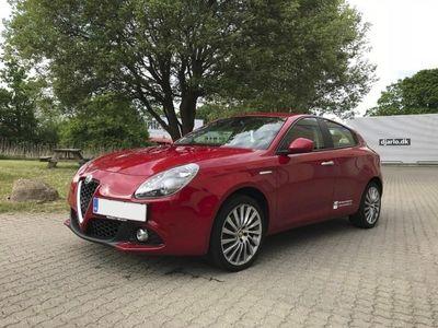 gebraucht Alfa Romeo Giulietta 1,4 Multiair Super TCT 170HK 5d 6g Aut.