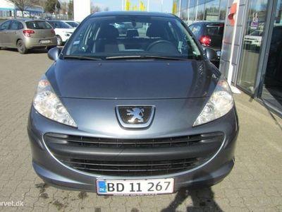 brugt Peugeot 207 1,4 HDI Comfort Plus 70HK 5d
