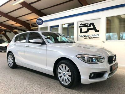 used BMW 118 d aut.