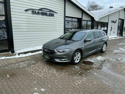brugt Opel Insignia 1,6 CDTi 136 Dynamic ST aut. Van