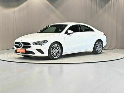 brugt Mercedes CLA220 d 2,0 aut.