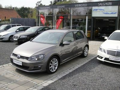 begagnad VW Golf VII 2,0 TDi 150 Highline DSG BMT