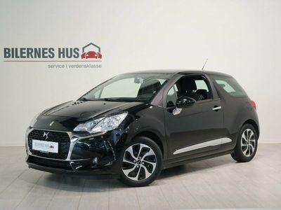 usado DS Automobiles DS3 1,6 BlueHDi 100 Style
