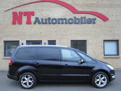 brugt Ford Galaxy 2,0 TDCi Collection 140HK 6g