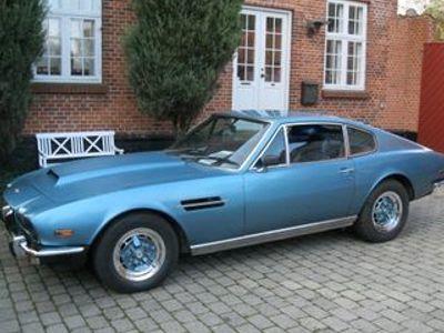 brugt Aston Martin V8 V8 5,4Coupe