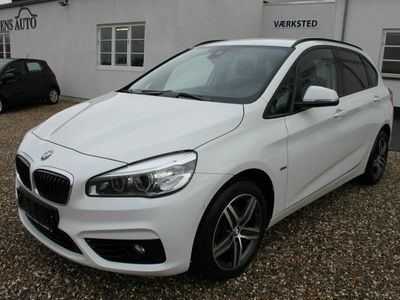 usado BMW 218 Active Tourer d 2,0 Advantage aut.
