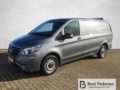 brugt Mercedes Vito 114 A2 2,1 CDI BlueEfficiency Go 136HK Van C