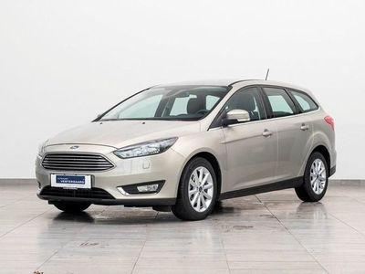usado Ford Focus 1,0 EcoBoost Titanium 125HK Stc 6g