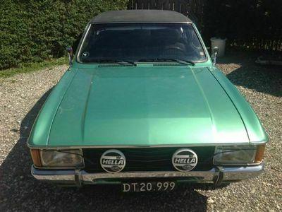 brugt Ford Granada Fastback 3.0GT Manuel