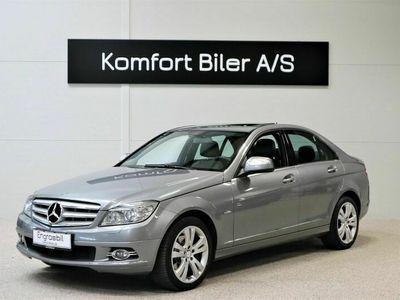 brugt Mercedes C220 CDi Avantgarde aut. 2,2