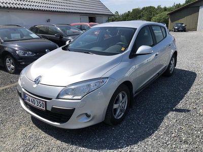 begagnad Renault Mégane 1,6 16V Expression 110HK 5d 6g