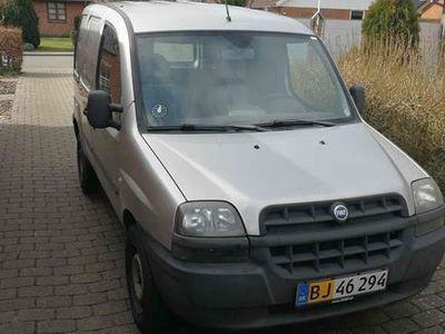 brugt Fiat Doblò 1,3 JTD