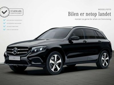 used Mercedes GLC300 2,0 aut. 4-M