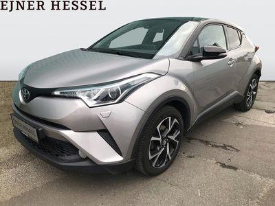 brugt Toyota C-HR 1,2 T C-ULT 116HK 5d 6g