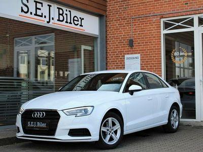 brugt Audi A3 1,6 TDi Attraction 110HK 4d