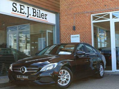 begagnad Mercedes C220 d 2,1 Business 170HK aut 4d