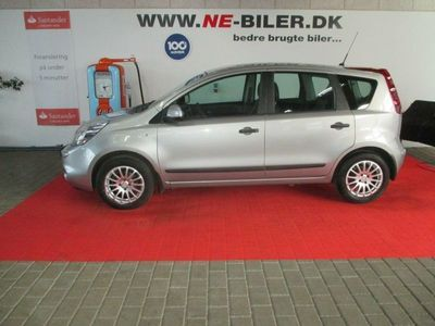second-hand Nissan Note 1,4 Acenta