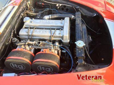 brugt Lotus Elan S3 coupe