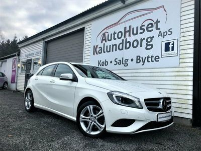 used Mercedes A220 2,2 CDi aut.