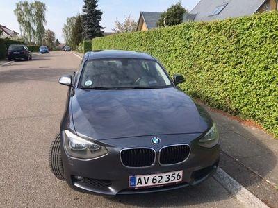 gebraucht BMW 116 1 SERIE D AUT.