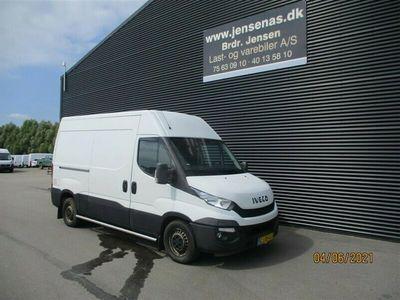 brugt Iveco Daily 35C13 13,2m3 2,3 D 126HK Van 2014