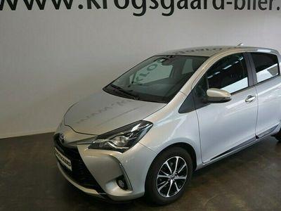 brugt Toyota Yaris 10 VVT-I T3 Smartpakke 72HK 5d