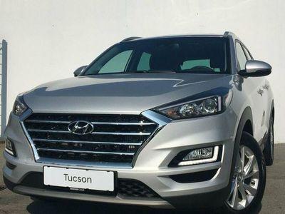 brugt Hyundai Tucson 1,6 T-GDI Trend DCT 177HK 5d 7g Aut.