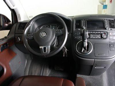 brugt VW Multivan 2,0 TDi 180 Highline DSG 4M kort
