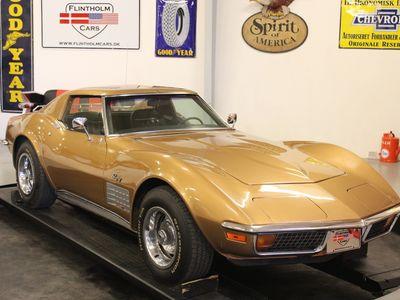 brugt Chevrolet Corvette V8 350Cui